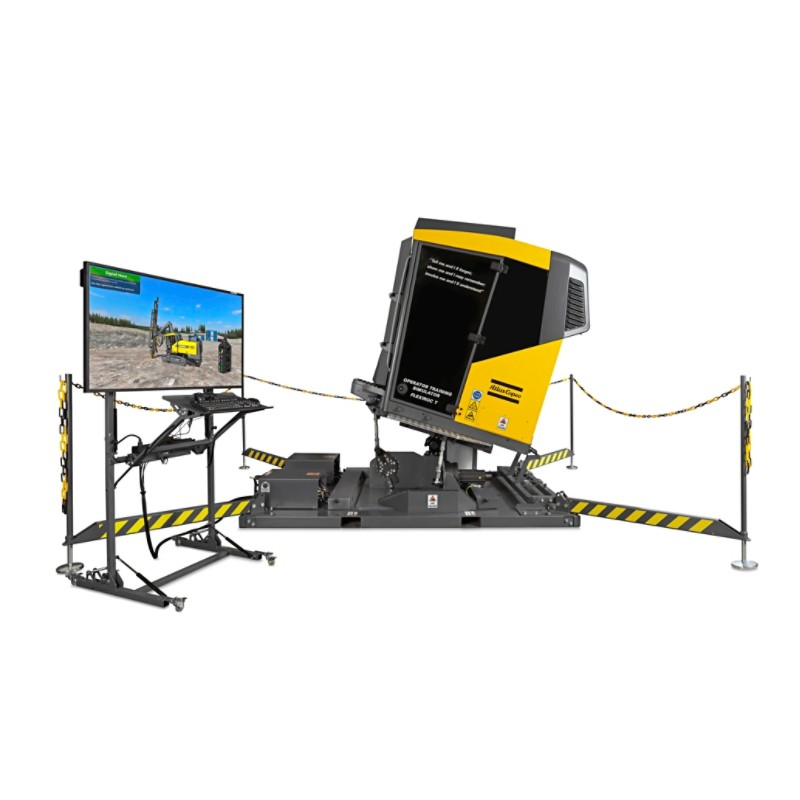 Flexiroc T Simulator Epiroc